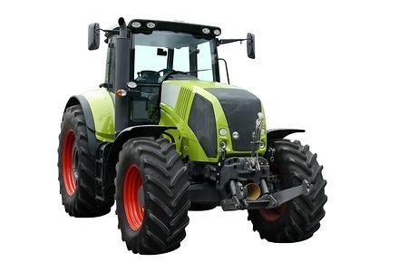 gebraucht Traktor