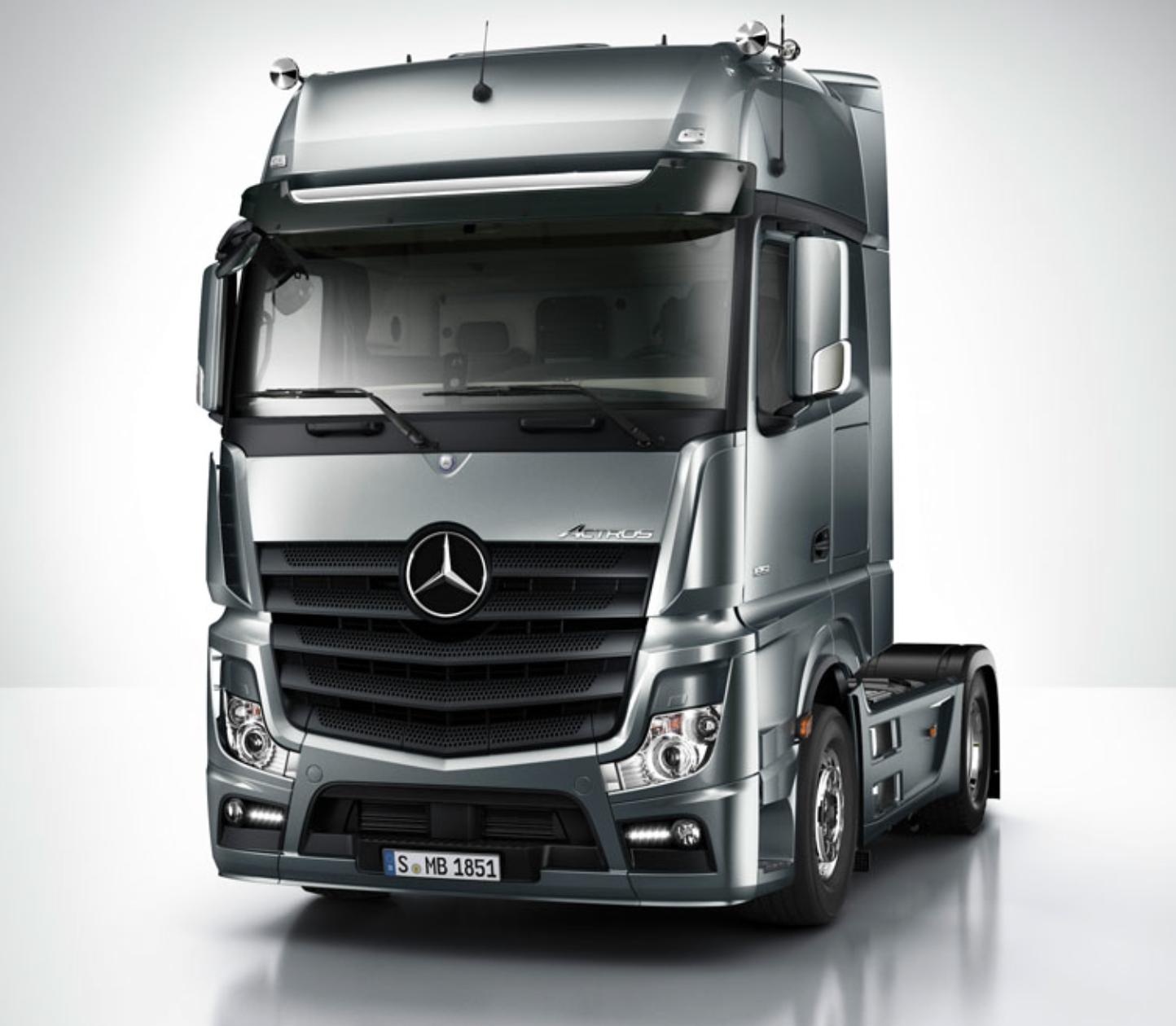 Led Camion Mercedes